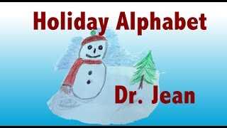 Holiday Alphabet by Dr. Jean