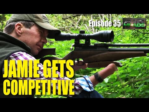 Jamie Gets Competitive – AirHeads episode 35