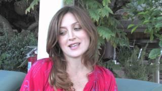 Sasha Alexander répond aux questions de ses fans - P2 (2010)