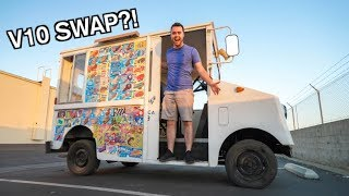 I BOUGHT THE CHEAPEST ICECREAM TRUCK IN THE U.S!