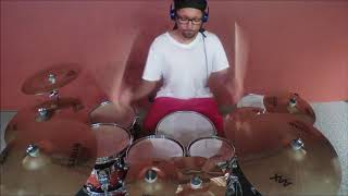 "DJ Jazzy Jeff & The Fresh Prince - ""The Fresh Prince of Bel-Air"" (Drum Cover)"