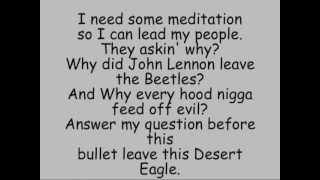 The Game   My Life Ft. Lil Wayne Lyrics (Dirty)