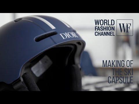 Dior men | Making of ski capsule