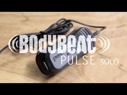PETERSON BodyBeat Pulse Solo Příslušenství k metronomu