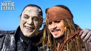 Go Behind the Scenes of Pirates of the Caribbean: Dead Men Tell No Tales (2017)