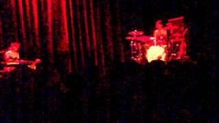 The Dresden Dolls - Slide - Boston - 11-2-10