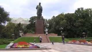 Парк им. Т. Шевченко в Киеве