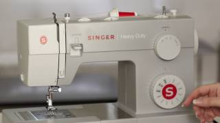 SINGER 4411 | Heavy Duty - Play All