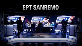 EPT 10 Sanremo 2014 Live Poker Main Event, Day 2 -- PokerStars