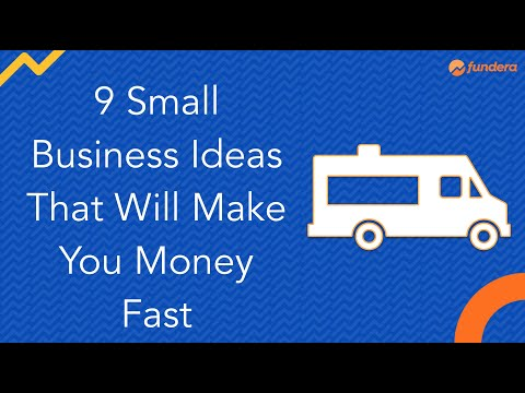 , title : '9 Small Business Ideas That Will Make You Money Fast