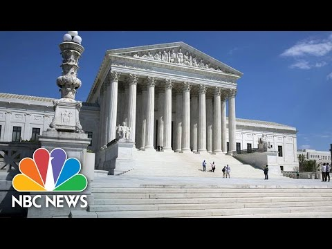 Supreme Court Strikes Down Texas Abortion Law | NBC News