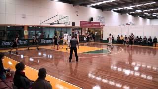 Joshua White 2015 Melbourne Tigers Season Highlights