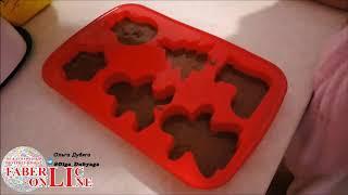 Маленькие силиконовые формы для выпечки