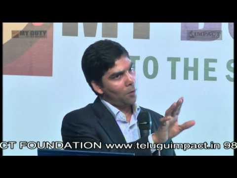 Parenting-పెంపకం |Venu Bhagawan | TELUGU IMPACT Khammam 2014