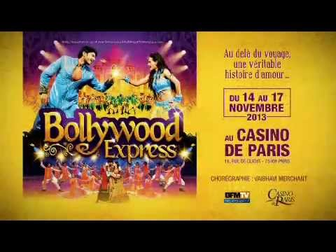 On Location - Bollywood Express (видео)