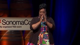 Diversity Designed by Adversity Vanessa Brantley-Newton TEDX Sonoma County