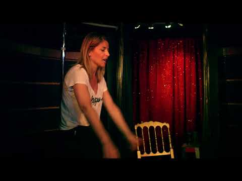 Teaser One Woman Show La Cible - tous les mercredis 20h00