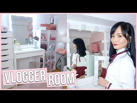 AFFORDABLE VANITY MIRROR for Vlogger Makeup Room ❤