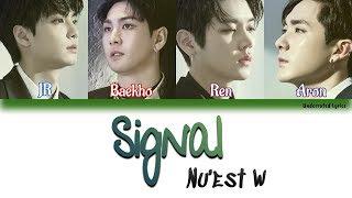 NU'EST W - Signal