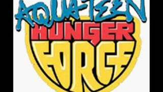 Aqua Teen Hunger Force-Theme Song