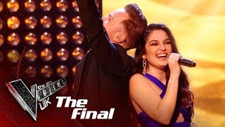 Lauren Bannon and Olly Murs Perform 'Ain't No Mountain High Enough': The Final | The Voice UK 2018