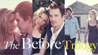 The Before Trilogy — A Portrait of Connection