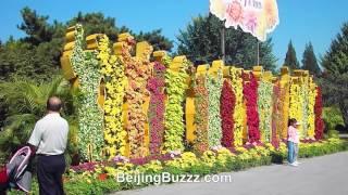 Video : China : BeiJing 北京, the blue sky city - 1080p version, 2017