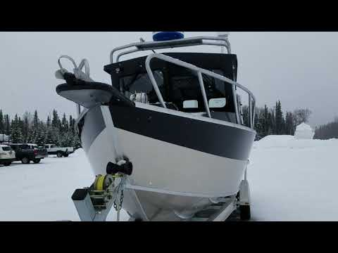 "2020 Raider Boats 2484 Voyager  "" SOLD"" in Soldotna, Alaska - Video 2"