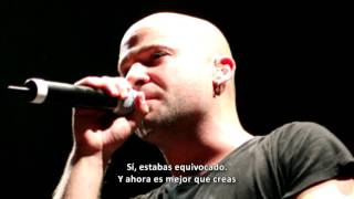 Disturbed - Never Wrong (Subtítulos Español)