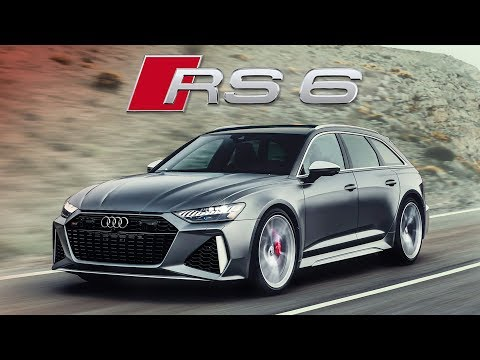 External Review Video SuPHq_xr9tw for Audi RS6 Avant (C8 Type 5G)