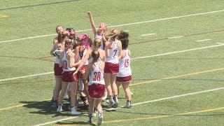 Highlights: New Fairfield 18, Stonington 5 in Class S girls' lacrosse final