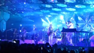 Arcade Fire - Flashbulb Eyes HD @ Barclays, 08-24-2014