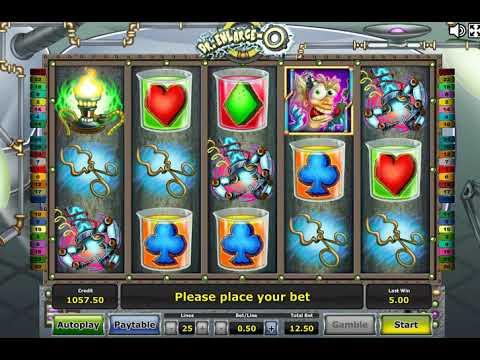 Игровой автомат DR ENLARGE O играть бесплатно и без регистрации онлайн