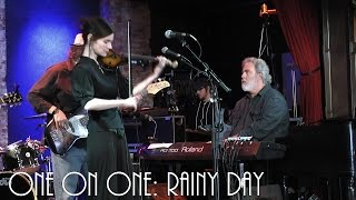 ONE ON ONE: 10,000 Maniacs - Rainy Day May 22nd, 2015  City Winery New York