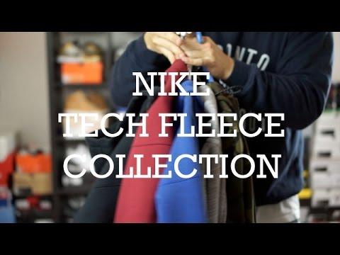MY FULL NIKE TECH FLEECE COLLECTION!!!