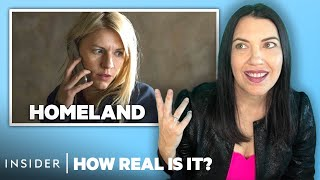 Ex-CIA Agent Rates 11 CIA Spy Scenes In Movies And TV | How Real Is It?