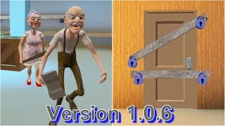 Grandpa And Granny Version 1.0.6 Full Gameplay