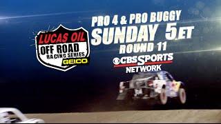 Pro 4/Pro Buggy Round 11 Promo