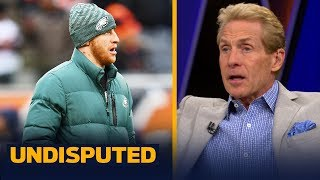 Skip and Shannon react to reports on Carson Wentz being called 'selfish' | NFL | UNDISPUTED