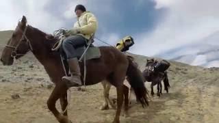 Mongolia Ski Mountaineering 2015