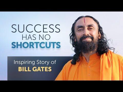 The Inspiring Story of Bill Gates - Success Has NO Shortcuts | Swami Mukundananda