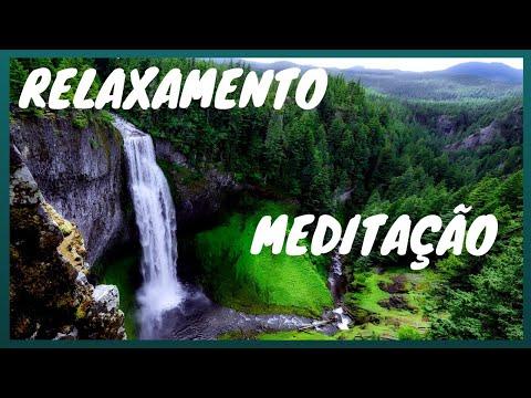 Música relaxante para dormir. Meditação e Relaxamento. (Relax With Me).