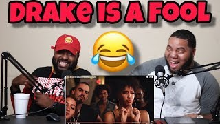 Chris Brown   No Guidance (Official Video) Ft. Drake (REACTION) 🔥