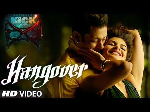 Hangover Hangover (OST by Salman Khan, Meet Bros Anjjan, Shreya Ghoshal)