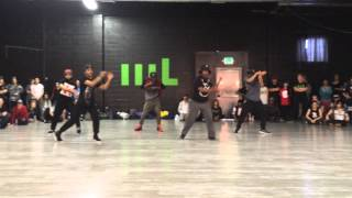 "Amanda Grind Class Choreo | 112- ""It's Over Now"""