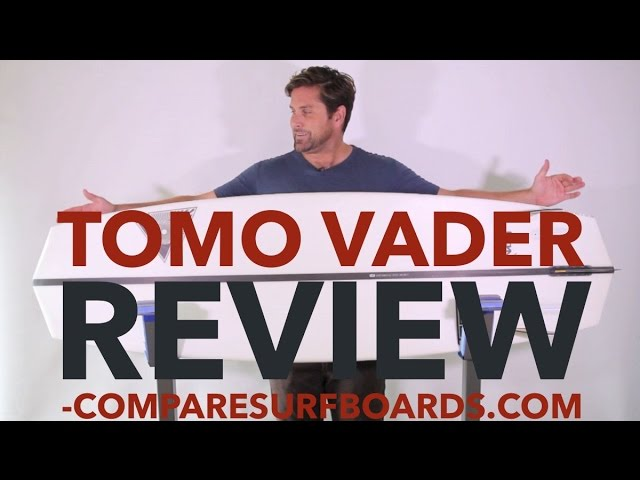 Tomo Surfboards Vader Review (Firewire tech) no.110 | Compare Surfboards