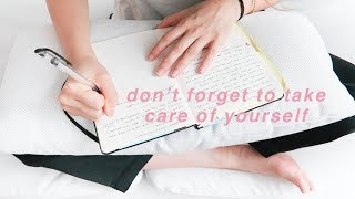 How To Get Your Life Together | Self Care Routine ✨