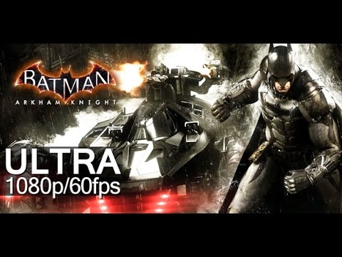 Gameplay de Batman Arkham Knight Complete Edition