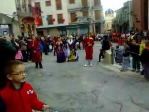 Godelleta, Moros y Cristianos 2012