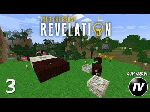 Minecraft Mods Bees Tutorial: From Start To Automation (Modded FTB